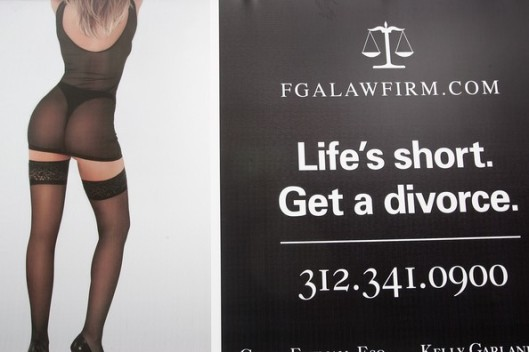 This Chicago law firm knows what sells.
