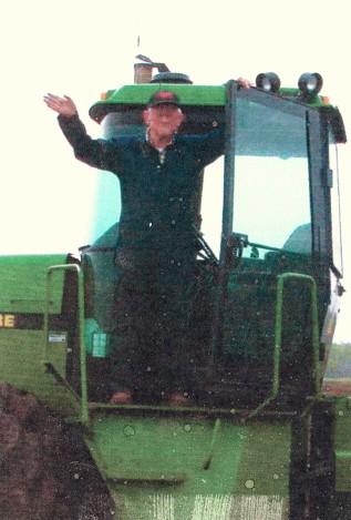 My father, Harold Haubrich.