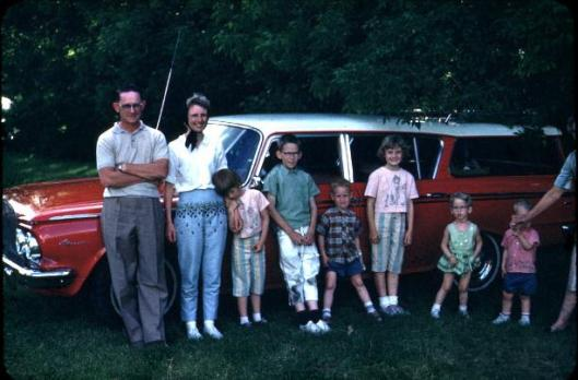 Haubrich family.